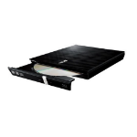 ASUS SDRW-08D2S-U Lite DVD±R/RW Black optical disc drive