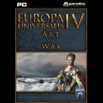 Paradox Interactive Europa Universalis IV: Art of War, PC/Mac/Linux Basic Linux/Mac/PC English video game