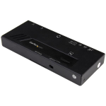 StarTech.com 2-Port HDMI Automatic Video Switch - 4K with Fast Switching