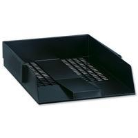Avery SYSTEMTRAY CHARCOAL BLACK 44CH