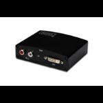Digitus DVI/Audio - HDMI 1920 x 1080pixels
