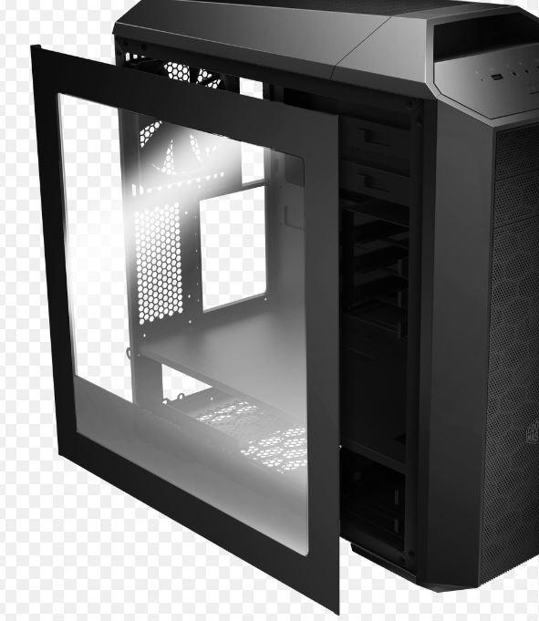 Cooler Master Mastercase 5 Window Side Panel upgrade kit (LS Window Panel Only. No case!)