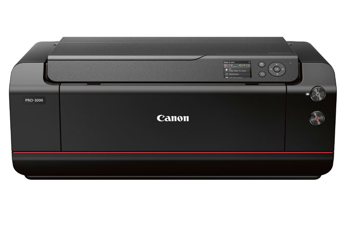 Canon imagePROGRAF PRO-1000 impresora de inyección de tinta Color 2400 x 1200 DPI A2 Wifi