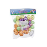 ACP EASTER ACP ASST SIZES BRIGHT FOAM EGGS 40PCS(EACH)