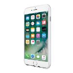 """Incipio IPH-1497-CWF mobile phone case 14 cm (5.5"""") Cover Silver,Transparent"""