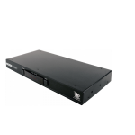 ADDER CCS-PRO4 KVM switch Black