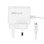 PNY P-AC-UU-WUK01-RB Indoor White mobile device charger