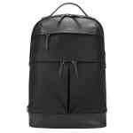Targus Newport backpack Leatherette,Nylon Black