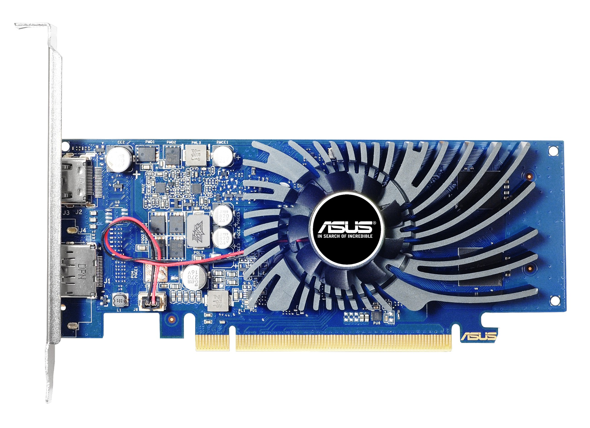 ASUS GT1030-2G-BRK NVIDIA GeForce GT 1030 *LOCAL ONLY - 1 GPU PER CUSTOMER*