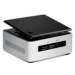 Intel NUC5i3RYH BGA 1168 2.1GHz i3-5010U Black,Stainless steel