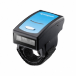 Unitech MS650-5UBB00-SG barcode reader Wearable bar code reader 1D LED Black, Blue
