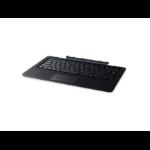 Fujitsu S26391-F2115-L221 mobile device keyboard Black QWERTZ German
