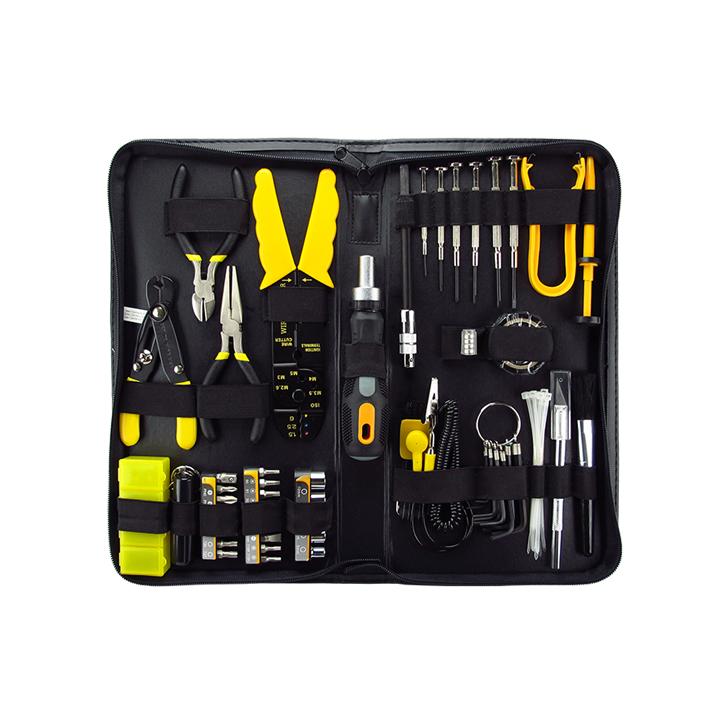 Sprotek STK-8918 mechanics tool set 58 tools