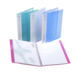 Rexel ICE A4 Display Book 20 Pockets Assorted