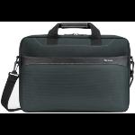 "Targus Geolite Essential notebook case 43.9 cm (17.3"") Messenger case Black"