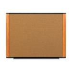 3M C3624LC Bulletin Board & accessory