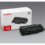 Canon 0985B001 (710) Toner black, 6K pages @ 5% coverage