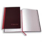 Black n' Red BLK N RED MANUBK A4 DBL CASH 100080514