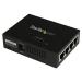 StarTech.com 4-Port Gigabit Midspan - PoE+ Injector - 802.3at/af