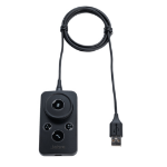 Jabra Engage Link remote control Wired Black Press buttons