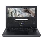 """Acer Chromebook C722 LPDDR4x-SDRAM 29.5 cm (11.6"""") 1366 x 768 pixels ARM Cortex 4 GB 32 GB Flash Wi-Fi 5 (802.11ac) Chrome OS Black"""