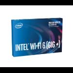Intel AX200.NGWG.DTK network card Internal WLAN 2402 Mbit/s