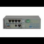 Omnitron iConverter 4xT1/E1 MUX/M