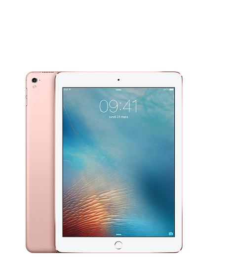 Apple iPad Pro 256GB Pink