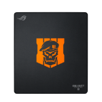 ASUS ROG Strix Edge Call of Duty Black Ops 4 Edition Black, Orange Gaming mouse pad