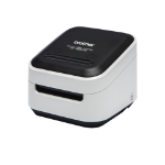 Brother VC-500W label printer ZINK (Zero-Ink) Colour 313 x 313 DPI Wired & Wireless