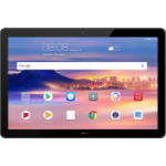 "Huawei MediaPad T5 25.6 cm (10.1"") Hisilicon Kirin 2 GB 16 GB Wi-Fi 5 (802.11ac) 4G LTE Black Android 8.0"