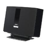 SoundXtra BST20DS1021 Table Aluminium Black speaker mount