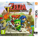 Nintendo The Legend of Zelda: Tri Force Heroes, 3DS Basic Nintendo 3DS English video game