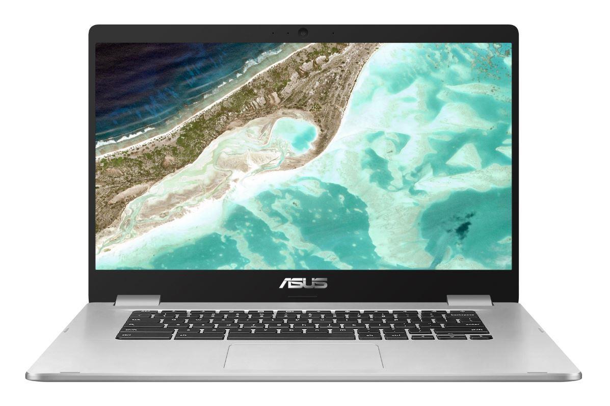 ASUS Chromebook C523NA-A20117 notebook Silver 39.6 cm (15.6
