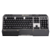 Cougar 600K USB Black,Silver keyboard