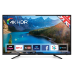 "Cello C58SFS4K LED TV 147.3 cm (58"") 4K Ultra HD Smart TV Wi-Fi Black"