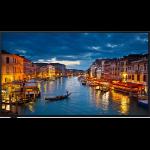 "Panasonic TH-43CQ1W signage display 109.2 cm (43"") VA 4K Ultra HD Digital signage flat panel Black"