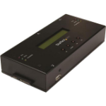 StarTech.com SATSASDUPE11 media duplicator HDD duplicator 2 copies Black