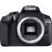 Canon EOS 1300D 18MP CMOS 5184 x 3456pixels Black