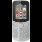 "Nokia 130 4.57 cm (1.8"") Grey Feature phone"