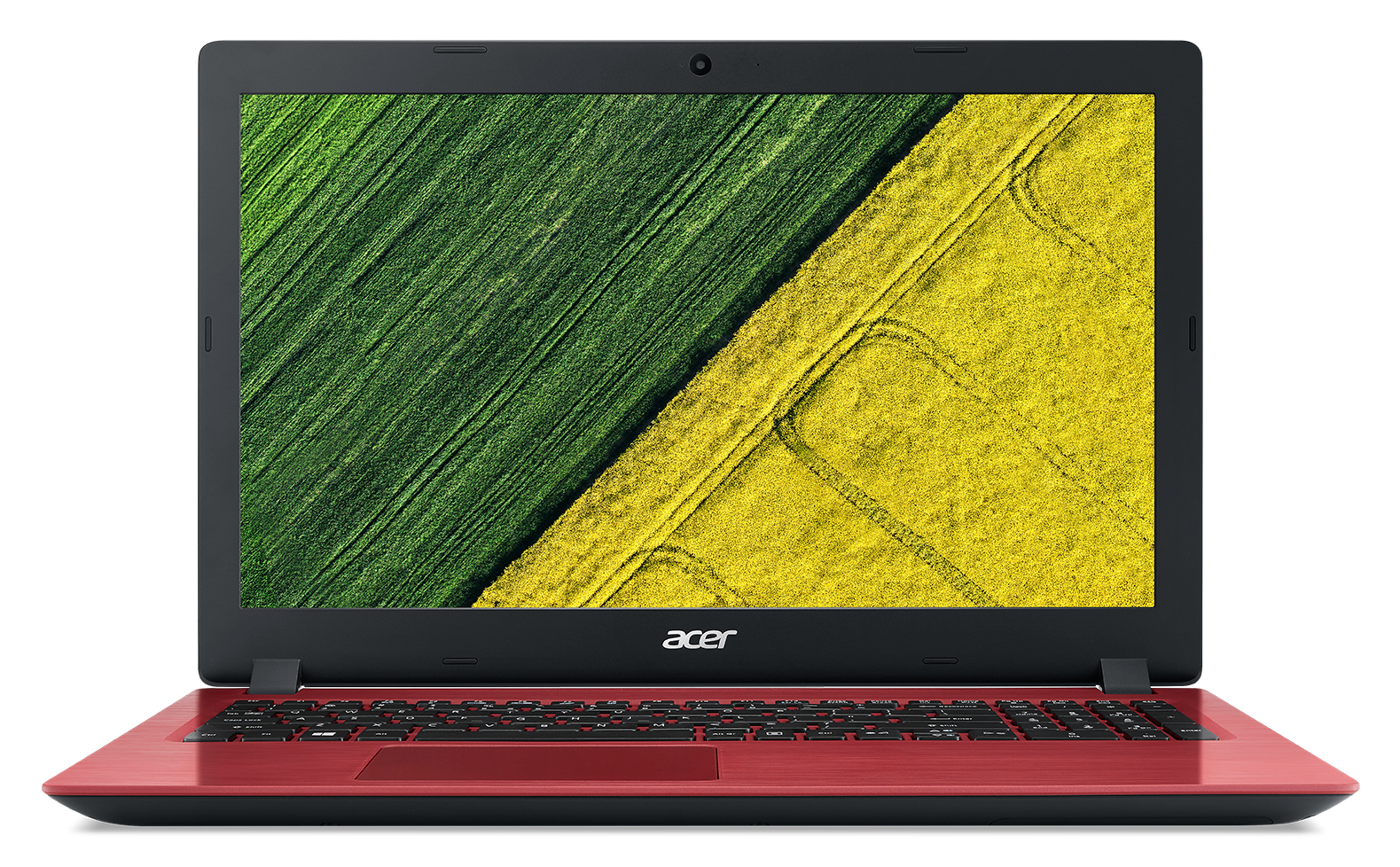 "Acer Aspire A315-31-P0EJ 1.1GHz N4200 15.6"" 1920 x 1080pixels Black, Red Notebook"