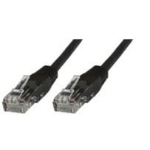 Microconnect 20m Cat5e FTP 20m Black networking cable