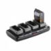 Bixolon PQD-R200II cargador de dispositivo móvil Interior Negro, Gris