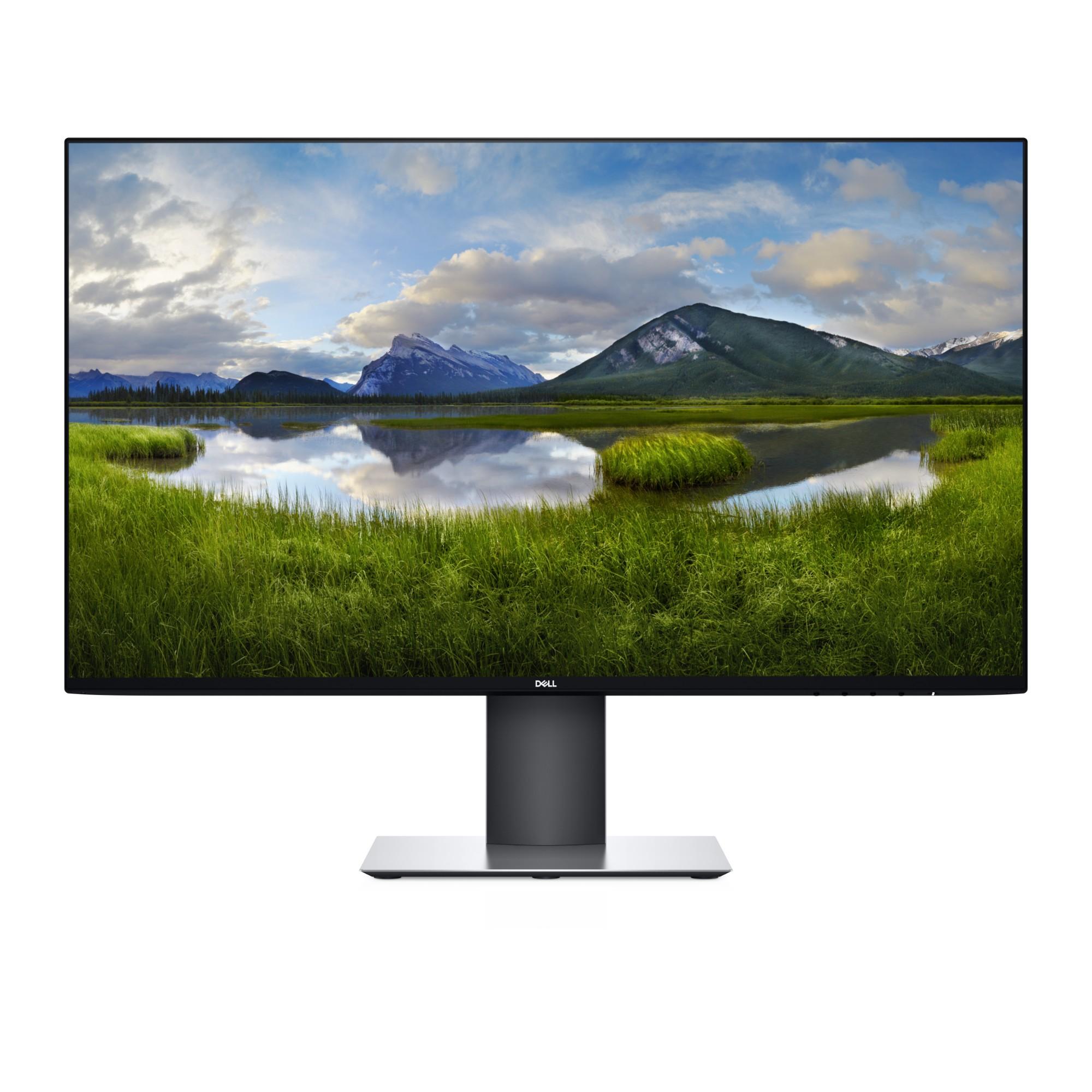 """DELL UltraSharp U2719D 68.6 cm (27"""") 2560 x 1440 pixels Quad HD LCD Black"""