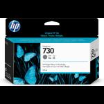 HP P2V66A (730) Ink cartridge gray, 130ml