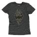 THE ELDER SCROLLS Imperial Dragon T-Shirt, Male, Medium, Black (TS080148TES-M)