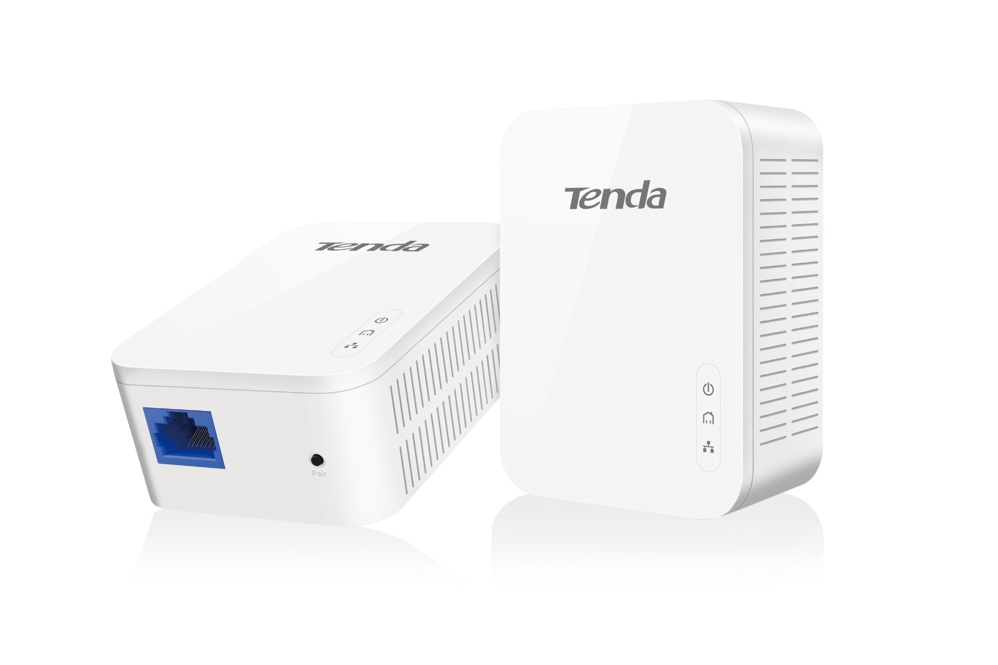 Tenda PH3 1000Mbit/s Ethernet LAN White 2pc(s) PowerLine network adapter