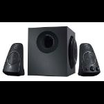 Logitech Z623 200W Black loudspeaker