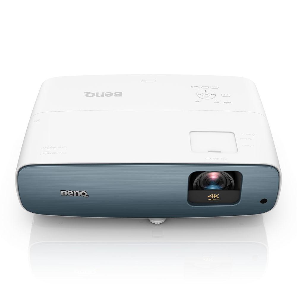 Benq TK850 data projector Standard throw projector 3000 ANSI lumens DLP 2160p (3840x2160) 3D Grey, White