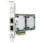 Hewlett Packard Enterprise Ethernet 10Gb 2-port 530T 10000 Mbit/s Internal
